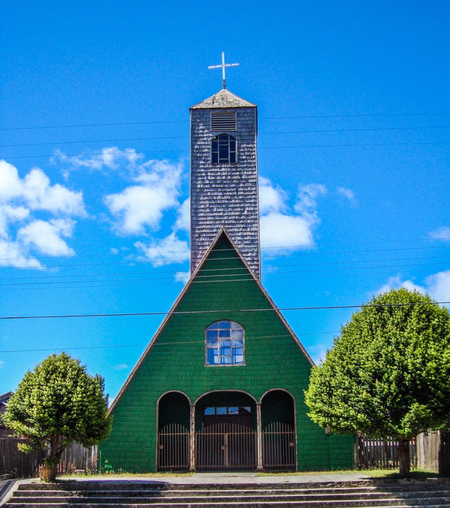 iglesia curaco