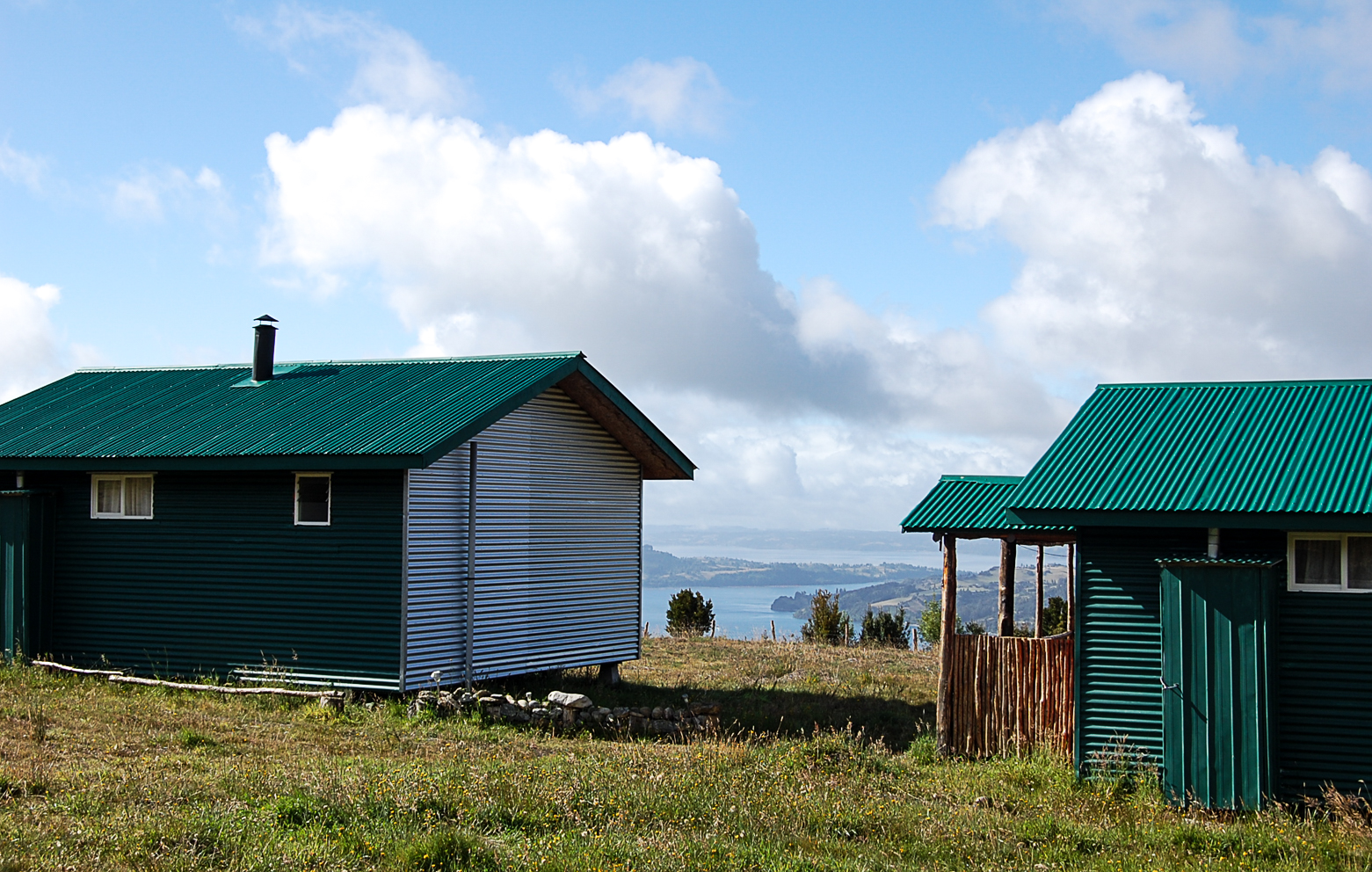 Cabaña Lihuen en Altonalhuitad (Chile)