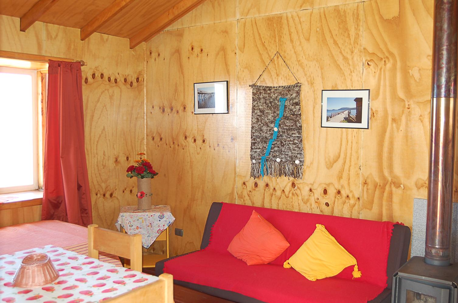 Cabaña Ona Altonalhuitad (Chile)